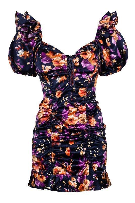 Sukienka Ahau Purple